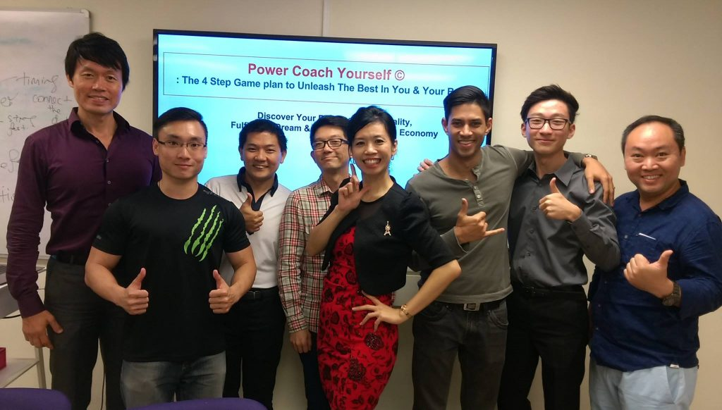 Power Coach Yourself group pic